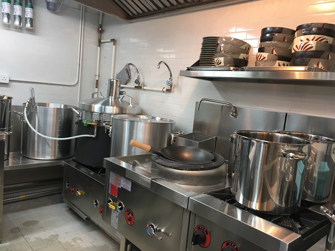 Pacific Food Service F B Service Equipment